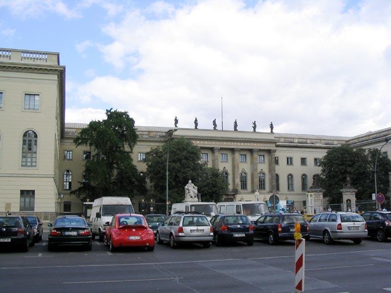 berlin essay
